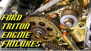 getlinkyoutube.com-Ford 4.6L & 5.4L Triton Engines: Common Failure Points to Watch Out For!