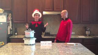 getlinkyoutube.com-Cat In The Hat (Kitchen Scene)