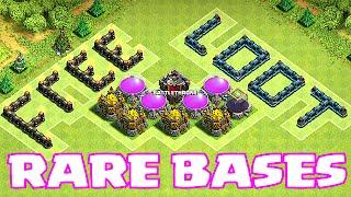 getlinkyoutube.com-Clash Of Clans - FREE LOOT! Farming and pushing Raids! (Top 5 Raids)!