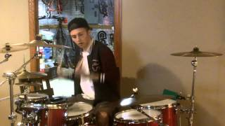 getlinkyoutube.com-Kendrick Lamar-I (Love Myself)- Drum Cover by Josh DeCoster HD