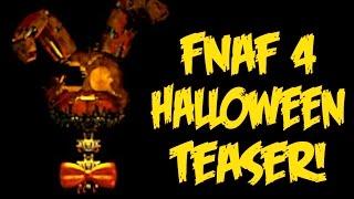 getlinkyoutube.com-FNaF 4 Halloween Update TEASER! | Nightmare Bonnie Jack-O-Lantern!