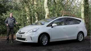 getlinkyoutube.com-Toyota Prius Plus 2013 - Which? first drive
