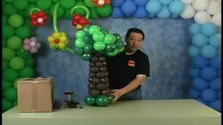 getlinkyoutube.com-Elementos para Decoração com Balões