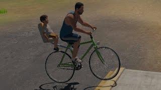 getlinkyoutube.com-Cale i Sin na Bicikli - Guts and Glory