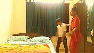 getlinkyoutube.com-bed wwe wrestling of sahil and shazz