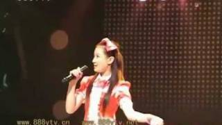 getlinkyoutube.com-Chinese pop singer caught lip syncing attempted suicide after this mistake