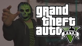 getlinkyoutube.com-GTA 5 Mugging People Online With Hilarious Reactions Number 3!