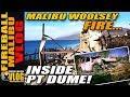 WOOLSEY MALIBU FIRE OBLITERATES PT DUME - FIREBALL MALIBU VLOG 863