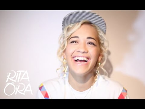 Rita Ora Video Diary #3 (&quot;Hey Ya!&quot; Cover)