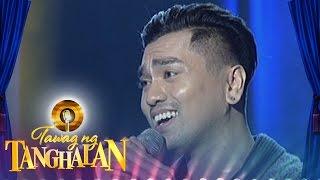 getlinkyoutube.com-Tawag ng Tanghalan: Jex De Castro | Ikaw (Round 3 Semifinals)