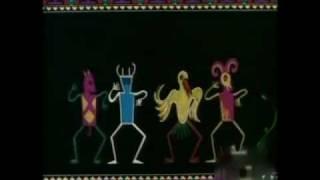 getlinkyoutube.com-Sesame Street - Dancing animals - Y