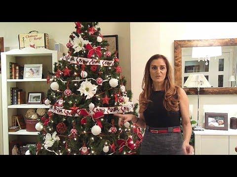 Ideas para Decorar el Árbol Navidad