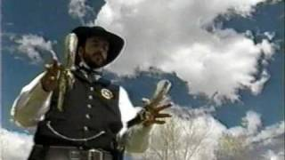 getlinkyoutube.com-Trick Shooting, Gun Spinning & Fast Draw - Howard Darby