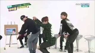 getlinkyoutube.com-BTS 跳女团舞