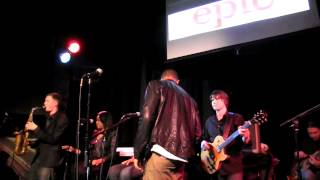 Jermaine Dupri - Living The Life (brandon Hines Live At Drom In Nyc)
