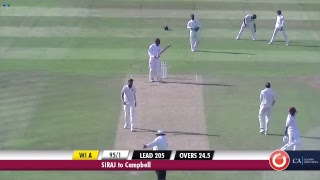 India 'A' v West Indies 'A' - Day Two LIVE STREAM width=