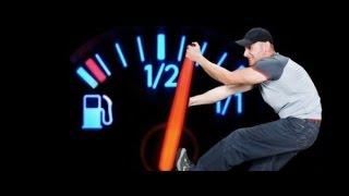 Porque la Aguja de la Gasolina de mi Carro Sube y Baja