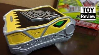 getlinkyoutube.com-파워레인저 다이노포스 다이노벨트 버클 미국판 장난감 박스 개봉기 Power Rangers Dino Com Box Opening by 키즈와이 kids why