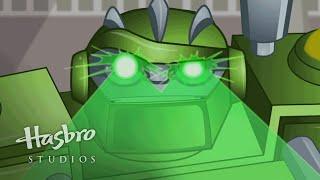 Transformers: Rescue Bots - Boulder Dinossauro