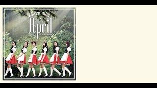 getlinkyoutube.com-April (에이프릴) - Dreaming - 1st Mini-Album FULL