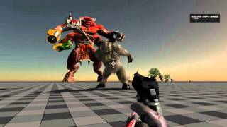 getlinkyoutube.com-Serious Sam 3 : SSHD Enemy Resource Pack