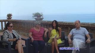 Conferenza stampa Presentazione Premio Legatum Calabriae ambasciatori di Calabria