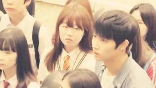 لقطات من مسلسل  الكوري فارس الاحلام ....♡♥♡♥