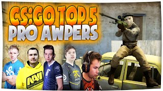 getlinkyoutube.com-CS:GO - Top 5 AWPers of ALL-TIME | Insane Frags (Frag-Movie)