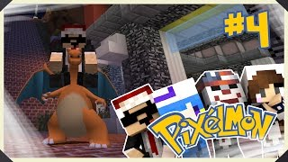getlinkyoutube.com-Minecraft : Pixelmon #4 迷你龍? 迷你噴火龍先岩