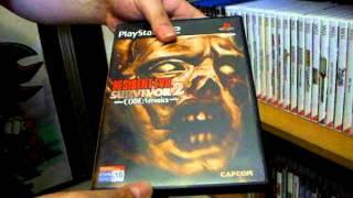 getlinkyoutube.com-La colección de juegos de Resident Evil de RACCAR