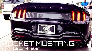 getlinkyoutube.com-2015 Galpin Fisker ROCKET Mustang - Walkaround + Startup
