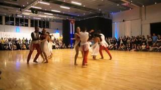 2nd Place Rueda de Casino Competition Dias Cubanos 2013-Netherlands
