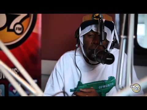 "Peter Rosenberg feat. Tyler the Creator and Domo Genesis -- ""Simon Says"" Freestyle"