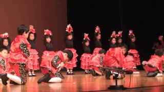 getlinkyoutube.com-Spanish Dance  20130618