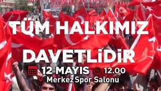 Başbakanımız Sayın Binali YILDIRIM Erzincan'a Geliyor