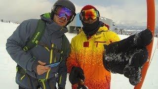 GoPro   Skiing And Snowboarding In Rusutsu, Hokkaido, Japan 2014