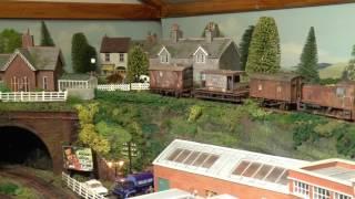 getlinkyoutube.com-Dave`s Model Railway.. The Rust Look