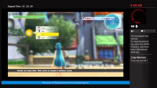 getlinkyoutube.com-How to level up fast! SAO Lost Song