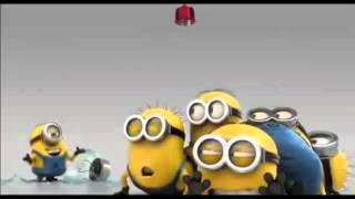 getlinkyoutube.com-Happy Birthday! - Minions ^_^