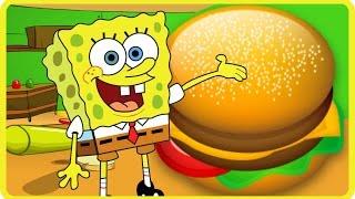 getlinkyoutube.com-Spongebob Online Games - Episode Krabby Patty Dash - Nick Games