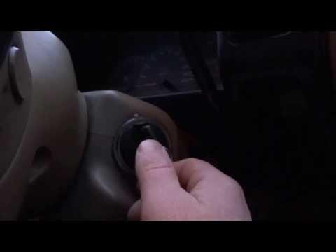 Крайслер  Гранд Вояджер 1993г.в. самодиагностика ключом зажигания..