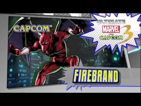 Firebrand - Character Vignette - ULTIMATE MARVEL VS CAPCOM 3
