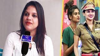 Real Voice Behind Oviya Dubbing Artist Uma Maheshwari Interview   ஓவியாவின் தமிழ் குரல் இவங்க தான்