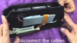 getlinkyoutube.com-How to install video interface to BMW E65 7 Series
