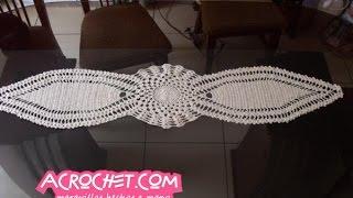 Camino dos puntas parte 2 tejido al crochet
