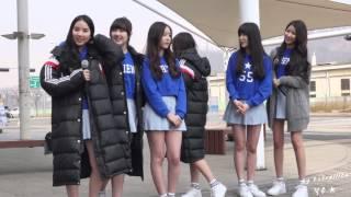 getlinkyoutube.com-[4K] 20150321 여자친구(GFRIEND) 빙송 막방기념 미니팬미팅 전체직캠(Full Version)