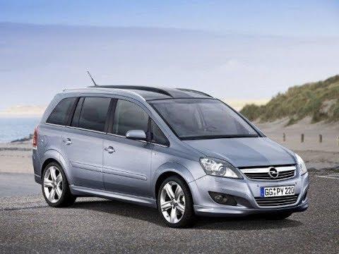 Скрытые функции автомобиля Opel Zafira