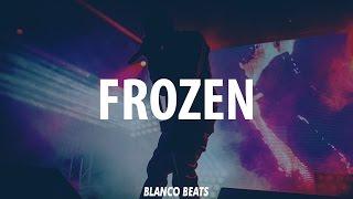 "getlinkyoutube.com-Travis Scott Ft. Kanye West Type Beat 2017 ""Frozen"" | Blanco Beats"