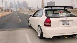 getlinkyoutube.com-CANiBEAT: Teddy's 1996 Honda Civic EK (Video)