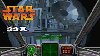 getlinkyoutube.com-Star Wars Arcade playthrough (Super 32X)